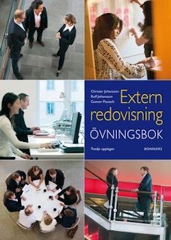 Extern redovisning 3:e upplagan Övningsbok