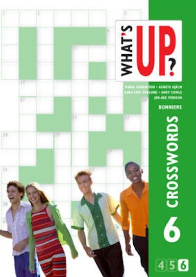 What's Up? 6, Korsorden