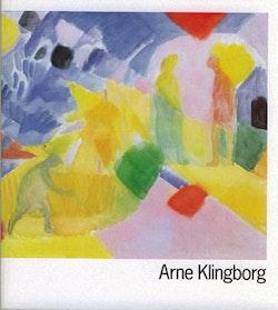 Arne Klingborg; utställningskatalog Södertälje konsthall