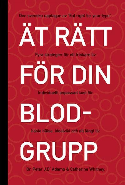 ät enligt blodgrupp
