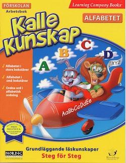 Kalle Kunskap Förskolan : Alfabetet
