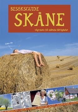Visitors guide Skåne : a guide to the marvels of Skåne
