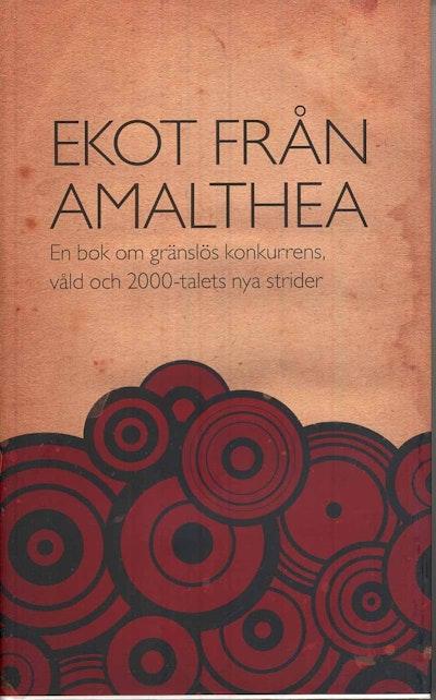 Ekot från Amalthea : en bok om gränslös konkurrens, våld och 2000-talets nya strider