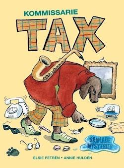 Kommissarie Tax samlade mysterier