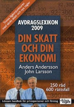 Avdragslexikon 2009 : din skatt och din ekonomi