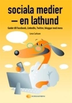 Sociala medier - en lathund : guide till Facebook, Linkedln, Twitter, bloggar med mera