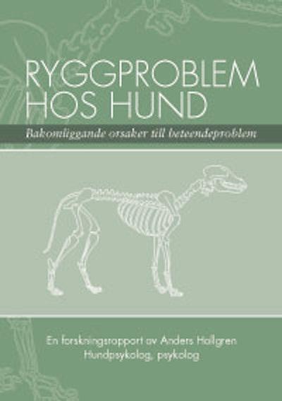 Ryggproblem hos hund