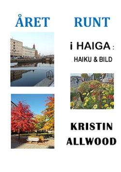 Året runt i Haiga : haiku & bild