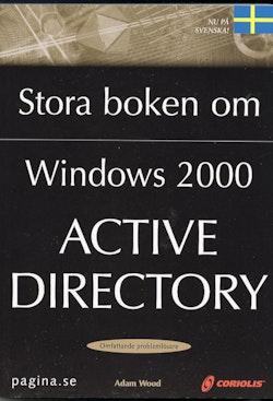 Stora boken om Windows 2000 Active Directory