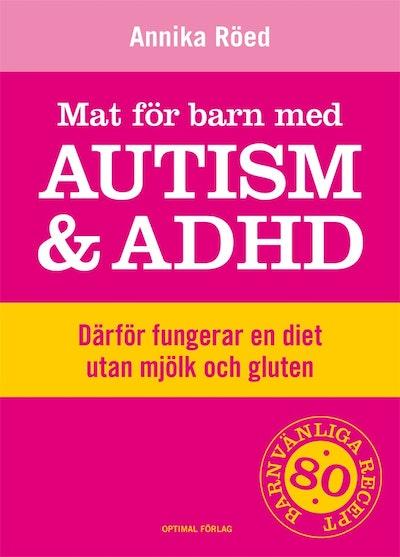 Mat för barn med autism och ADHD