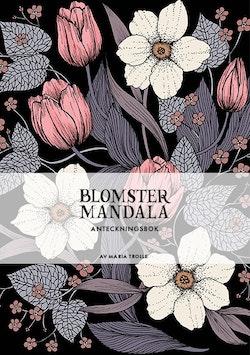 Blomstermandala - Anteckningsbok