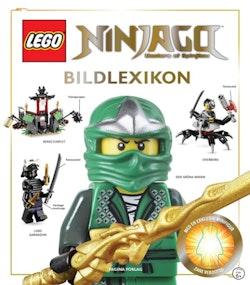 LEGO Ninjago bildlexikon. Masters of Spinjitzu (med minifigur)