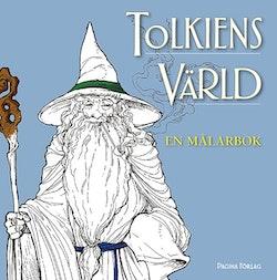 Tolkiens värld : en målarbok