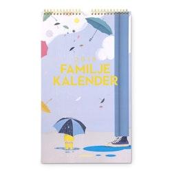 Årstider Familjekalender 2018
