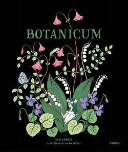 Botanicum : målarbok