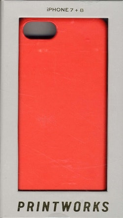 iPhone 7/8 case - Red