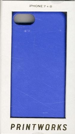 iPhone 7/8 case - Blue