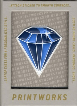 Sticker - 1 Diamant