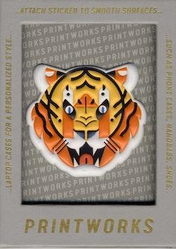 Sticker - 2 (Tiger)