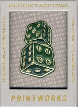 Sticker - Lucky Dice