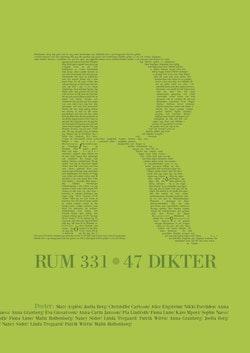 Rum 331 : 47 dikter