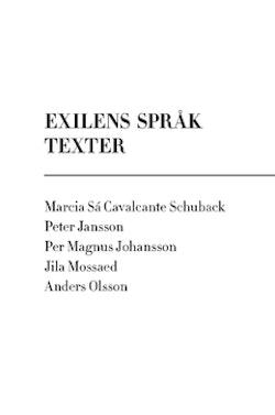 Exilens språk : Texter
