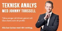 Teknisk analys med Johnny Torssell : tjäna pengar på börsen genom att läsa charts som ett proffs!
