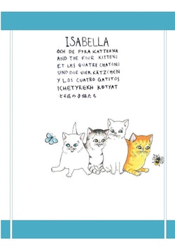Isabella och de fyra katterna