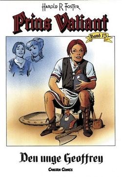 Prins Valiant. Bd 15, Den unge Geoffrey