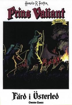Prins Valiant. Bd 21, Färd i österled