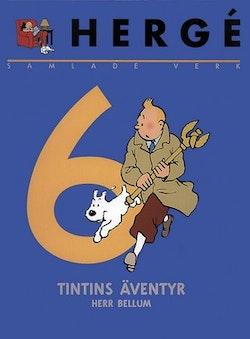 Hergé - Samlade verk 6: Den svarta ön, Kung Ottokars spira