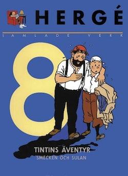 Hergé - samlade verk 8: Krabban med guldklorna, Den mystiska stjärnan
