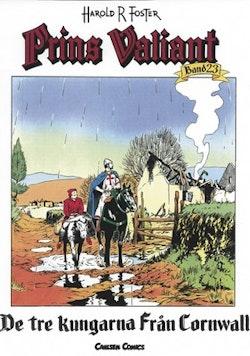 Prins Valiant. Bd 23, De tre kungarna av Cornwall