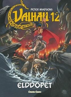Valhall-12 elddopet