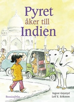 Pyret åker till Indien