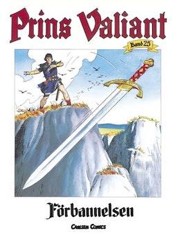 Prins Valiant. Bd 25, Förbannelsen