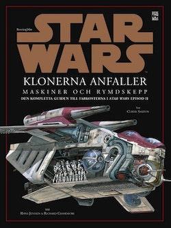 Star Wars Episod II - Maskiner och Rymdskepp