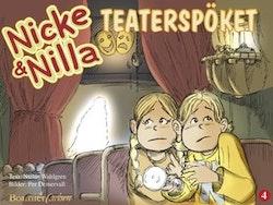 Nicke & Nilla: Teaterspöket