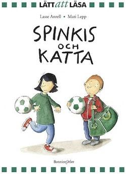 Spinkis och Katta