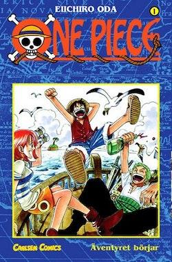 One Piece 01 : Äventyret börjar