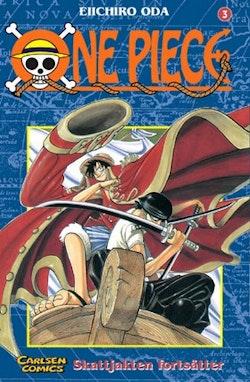 One Piece 03 : Skattjakten fortsätter