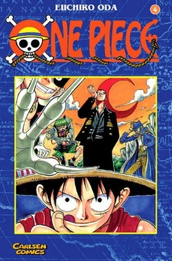 One Piece 04 : Ulv i fårakläder