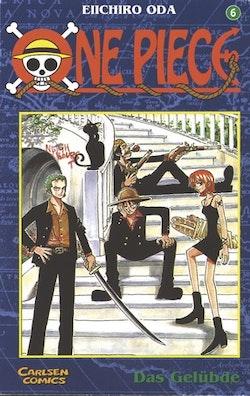 One Piece 06 : Löftet