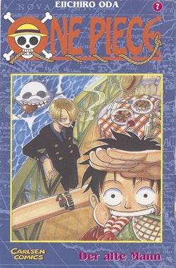 One Piece 07 : Den gamle