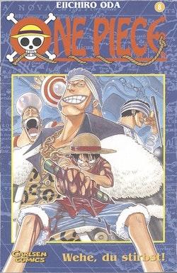 One Piece 08 : Nu ska du dö!