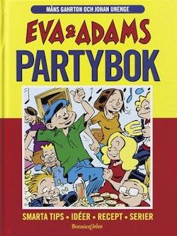 Eva & Adams partybok