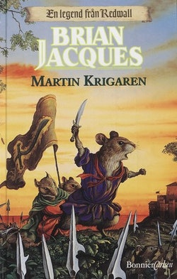 Redwall: Martin Krigaren