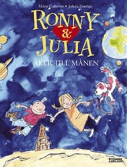 Ronny & Julia åker till månen