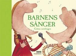Barnens sånger : gröna samlingen