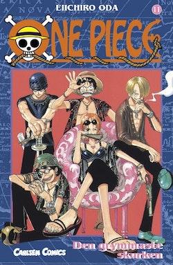 One Piece 11 : Den grymmaste skurken